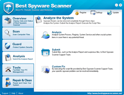 Best Spyware Scanner Analysis Utility