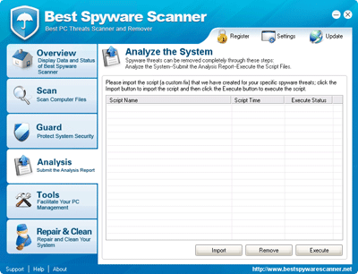 Best Spyware Scanner Custom Fix