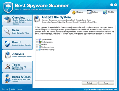 Best Spyware Scanner System Analysis