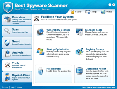 Best Spyware Scanner Tools Utility